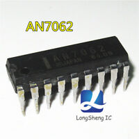 1pcs AN7062 AN 7062 DIP-18 Power Amplifier IC