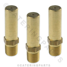 PACK OF 3 x IMPERIAL 1625 36 IFS CIFS 40 NAT GAS INJECTORS BURNER JET FRYERS