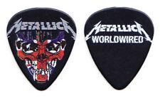 Metallica Hardwired...To Self-Destruct UK Skull Promo Guitar Pick - 2017
