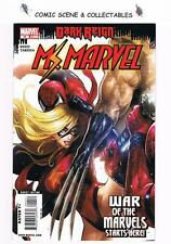 Ms. MARVEL  #42  {2009}   MARVEL COMICS,  WAR OF THE MARVELS