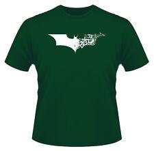 Mens T-Shirt, Batman Logo Bats, Ideal Gift or Present