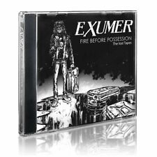 EXUMER - Fire Before Possession: The lost Tapes - CD - THRASH METAL