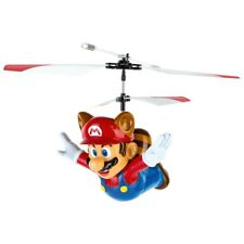 Carrera RC 370501035 Super Mario   Flying Raccoon Mario Helikopter Quadrocopter