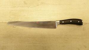"Wusthof Classic Ikon 26 cm/10"" Serrated Bread Knife 4516/26cm"