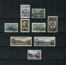 RUSSIA  COLLECTION  OF USED  CLASSIC  SET OF STAMP LENIN  1940 LOT (RUS 592)
