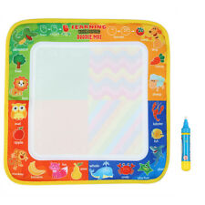 Water Drawing Mat Magic Pen Painting Doodle Board Aquadoodle Children Baby Toys