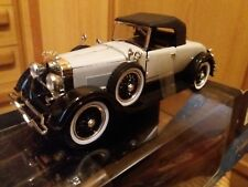COLLECTORS 1928 Lincoln Coupe Roadster 1/32 scale original box and certificate