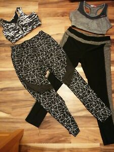 Bundle gym sport  leggins  and sport bra
