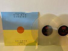 Childish Gambino - STN MTN / KAUAI - Double Vinyl Record LP Clear Colored