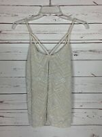 Chelsea & Violet Women's XS Extra Small Sleeveless Cute Summer Top Tank NEW