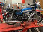 1972 Yamaha 350 R5 Rd350 Classic Road Bike Barn Find Restoration Project Us