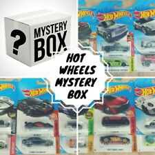 Hot Wheels McDonalds/Mainline /Treasure hunt *Grab Bag* (2 unopened cars)