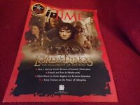 In Time Magazine Supplement Featuring: Lord of the Rings Edition