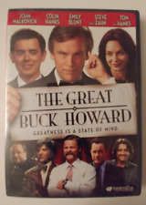 THE GREAT BUCK HOWARD DVD NEW & SEALED