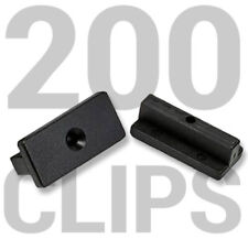 200 Composite Decking Clips Fixings T-clips Plastic Fasteners 200 BAG