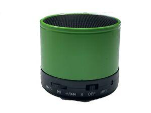 Portable Wireless Bluetooth Speaker (Metal Casing)