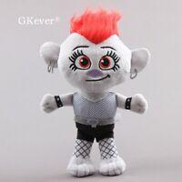 New Trolls 2 World Tour Barb Plush Toy Soft Stuffed Plushies Figure Doll 8''