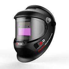 Pro Solar Welder Mask Auto-Darkening Welding Helmet Arc Tig Mig Grinding Welder