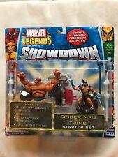 Marvel leggende Super Eroe Showdown Starter Set: Wolverine e COSA