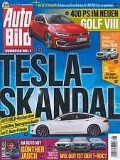 Auto Bild Nr. 48 - 1.12.2017 Neu Golf VIII mit 400 PS,VW T-Roc, Tesla-Skandal
