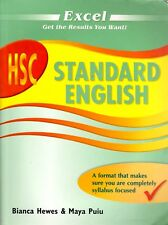 Excel HSC Standard English Year 12 By Maya Puiu & Bianca Hewes (Study Guide)