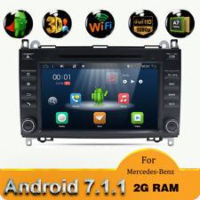 """7"""" Car Autoradio Android7.1.1 Für Benz A class W169 2004-2012 Benz B class W245"""