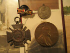 WWI VK1 lot of German Prussia medals and photos