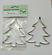 Cake Decorating Metal 259a árbol de Navidad Framar Cortadores