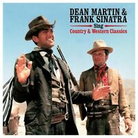 Dean Martin and Frank Sinatra Sing Country and Western Classics 180g Vinyl LP