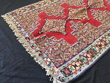 Old Persian Kilim, Senneh Kelim Runner, 82x294cms, hand made,