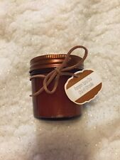 Pumpkin Spice Chai Candle Small Brown New