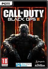 Call of Duty: Black Ops III 3 PC [BRAND NEW STEAM KEY]