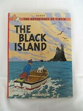 The Adventures of Tintin: The Black Island - 1968 UK 2nd Methuen Edition