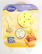 Lampada LED Winnie the Pooh Disney da tavolo portatile