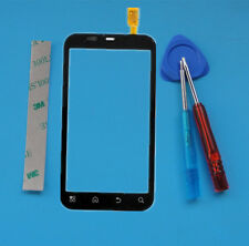 Vitre Ecran Tactile/Touch Screen Glass+Sticker Pour Motorola Defy MB525 MB526