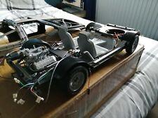 Eaglemoss Build The delorean 1/8 Car