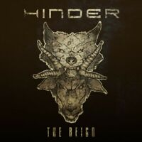 HINDER - THE REIGN   CD NEW