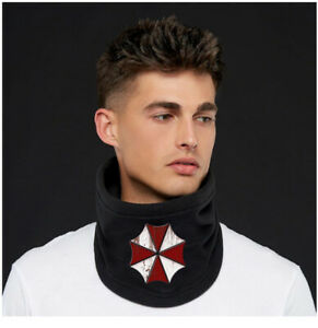Umbrella Corporation Neck Warmer Cosplay Face Mask Scarf Christmas Gift New