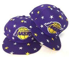 Era Los Angeles Lakers Purple Team 9fifty Adjustable Snapback Hat