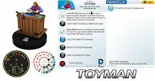 TOYMAN & TEDDY BEAR 050 Superman and the Legion of Super-Heroes DC HeroClix Rare