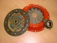 FOR ROVER FITS MGF 1.8 & 1.8 VVC H'DUTY FAST ROAD CLUTCH KIT