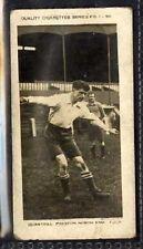 (Gq103-408) Pattreiouex, Footballers, FB #91, Quantrill, Preston NE 1923 G-VG