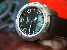 Tissot Para hombres Reloj de titanio T-touch Expert T013.420.46.201.00