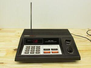 Vintage Uniden BEARCAT BC 140 10 Channel Scanning Radio Programmable Scanner