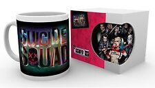 Tazza in ceramica Suicide Squad Logo Mug ufficiale DC Comics by GB Eye