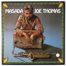 JOE THOMAS: Masada USA Groove Merchant Jazz Funk Soul LP VG++