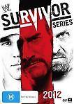 WWE - Survivor Series 2012 (DVD, 2013) NEW AND SEALED Region 4