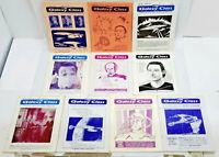 Galaxy Class 1980s Star Trek Next Generation Fanzine Collection- Choice of 11