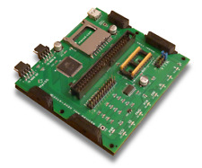 MacSD - SCSI to SD card adapter with CD-ROM emulation