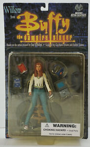 buffy the vampire slayer action figures Willow  (1999)